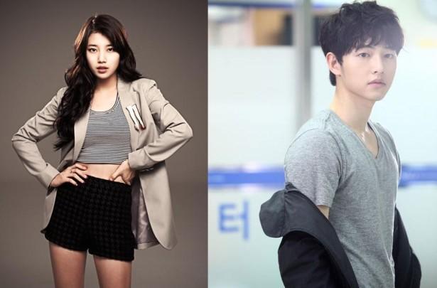 News] Сон Чжун Ки и Сюзи были выбраны поклонниками, как ...