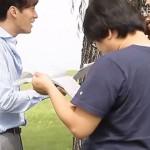 [Video] «Властелин солнца» — Со Чжи Соб и Кон Хен Чжин, мэйкинг