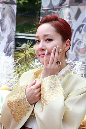 Uhm Ji Won (The Gangster Shaman)