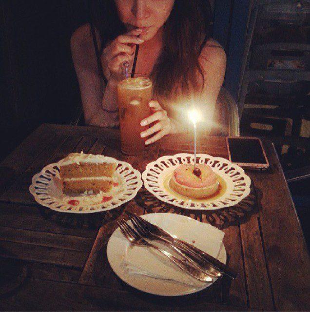 поздравления самой себе с днем рождения в инстаграмме
