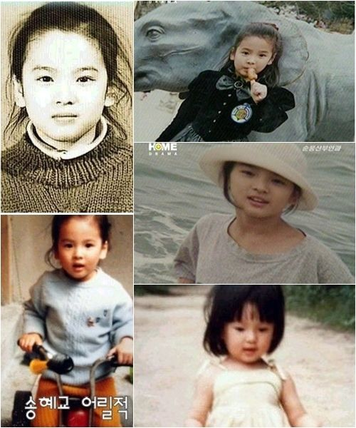 songhyekyo_childhood