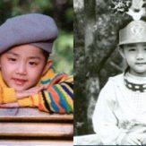 Moon Geun Young Childhood Photos