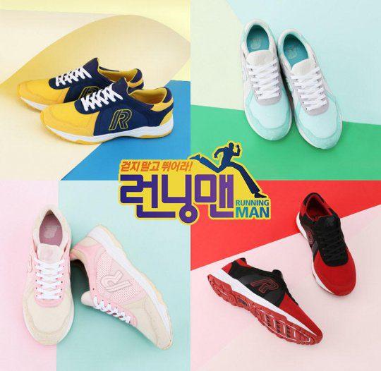 running-man-shoes
