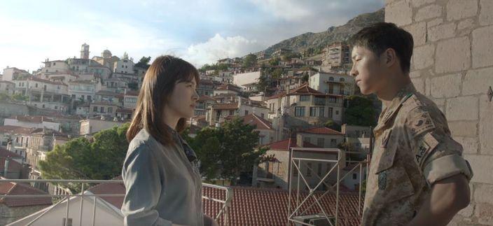 Song JoongKi at Descendants of the Sun1