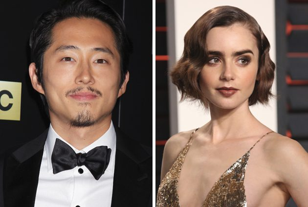 steven-yeun-lily-collins
