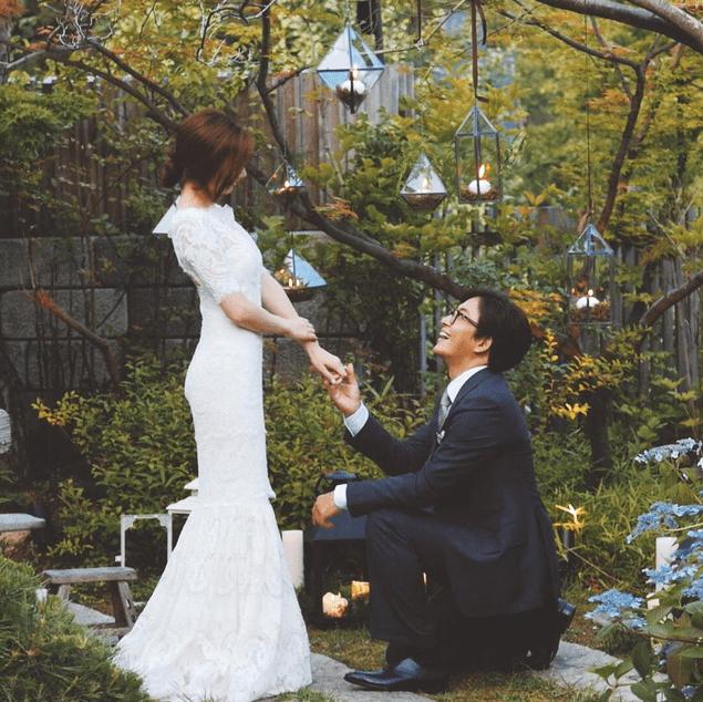 Свадьба пэ ен чжуна