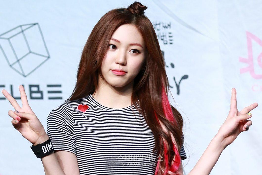 CLC-Eunbin