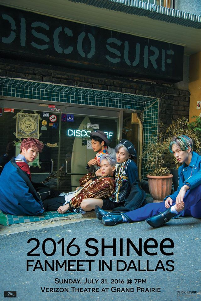 SHINee-in-Dallas