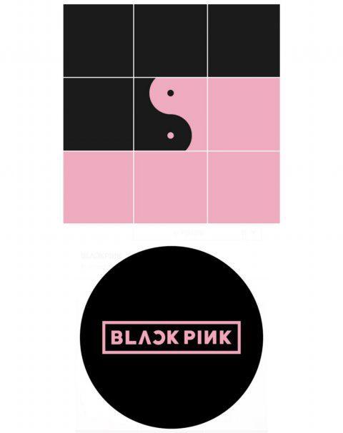 Black-Pink-Logo