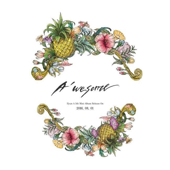 HyunA-teaser