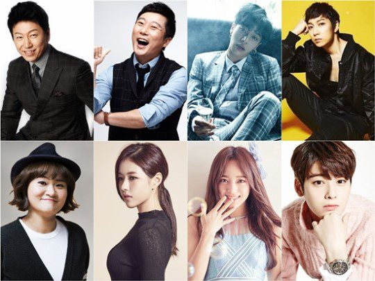 Kim-Soo-Roo-Lee-Soo-Geun-BEAST-Lee-Kikwang-Ha-Hwi-Dong-Kim-Shin-Young-Park-Ha-Na-gugudan-Kim-Sejeong-ASTRO-Cha-Eun-Woo