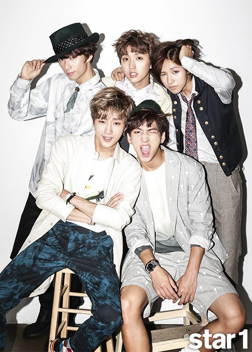 kpop fandom, kpop fanclub, kpop fancafe, kpop group popularity, kpop ranking, kpop fandom ranking, b1a4 fandom WM Entertainment