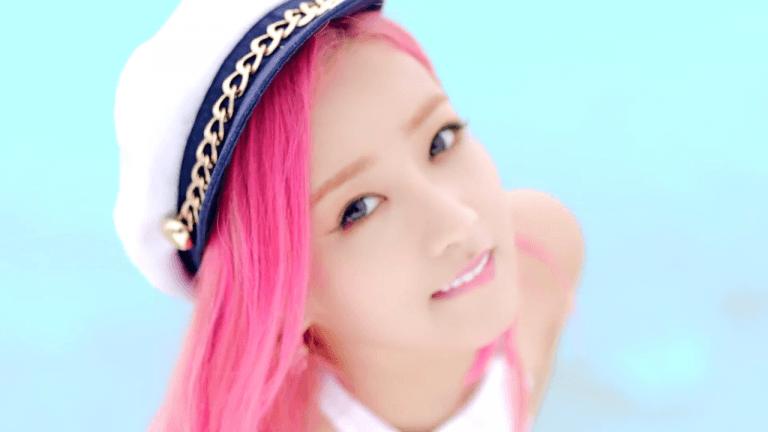 Best Kpop Girls Blonde Hair