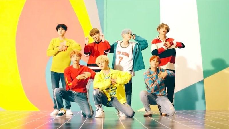 """BTS """"DNA"""" признана одной из лучших песен года по мнению Vulture - K-POP"""