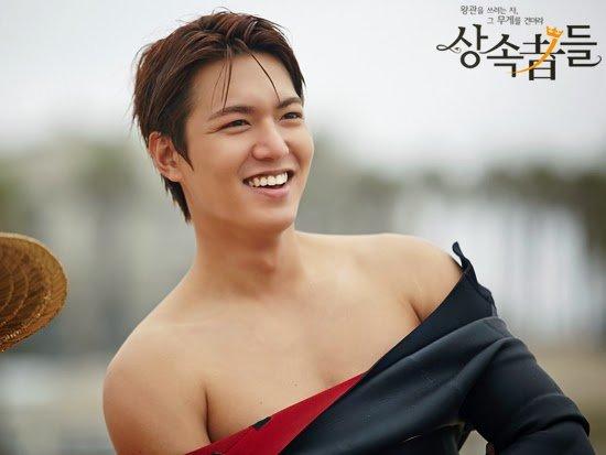 Ли Мин Хо признался, что он бисексуал? | Новости корейского шоу ... | 413x550