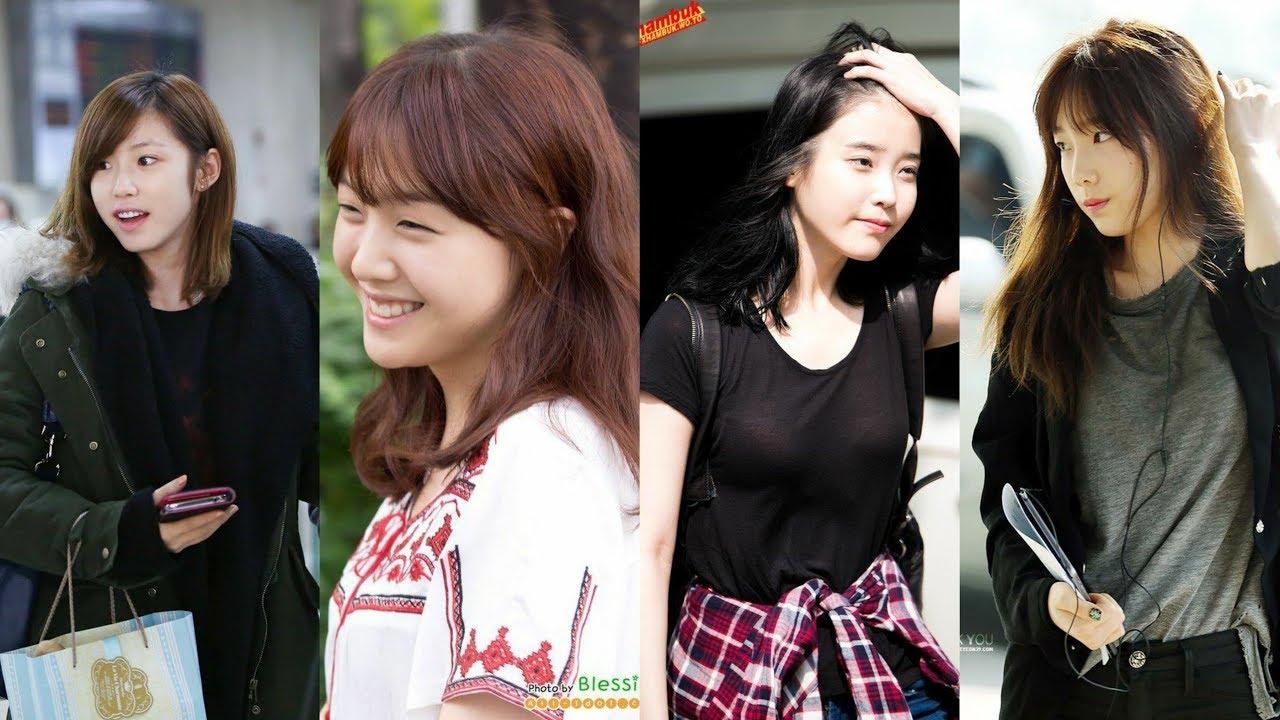 корейские звезды без макияжа фото аппарата