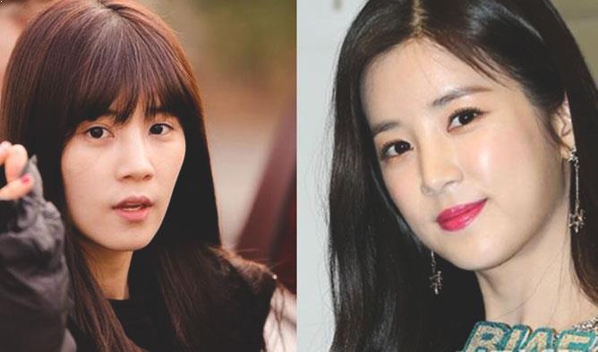 корейские айдолы без макияжа фото распространен, для