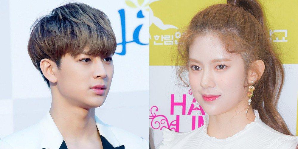 Юнхён из iKON и Дэйзи из MOMOLAND встречаются? - K-POP
