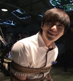 [Video] Мэйкинг дорамы «Властелин солнца» момент с Эл (Infinite)